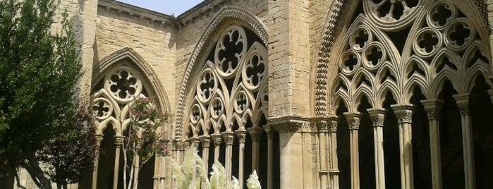 La Seu Vella is one of Guia de llocs per visitar i gaudir a Lleida.