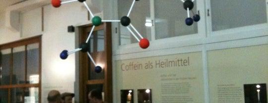 Pharmazie- Historisches Museum is one of Gratis ins Museum.
