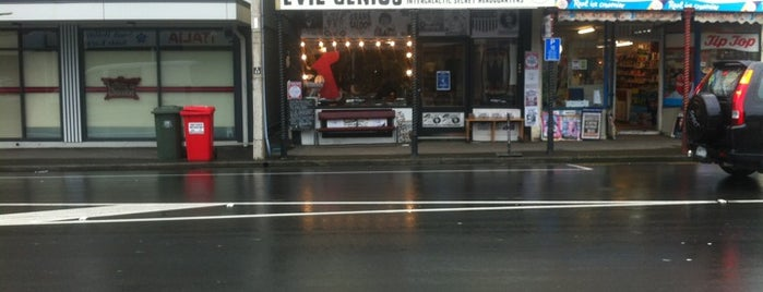 Evil Genius Records is one of Places with Personality in Wellington.