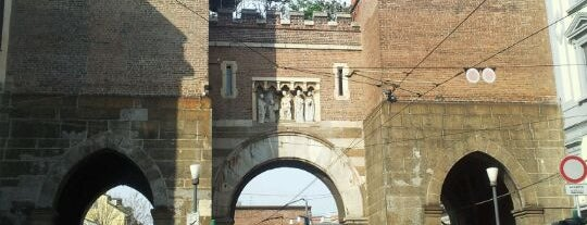 Porta Ticinese Medievale is one of Best places in Milan.