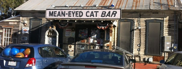 Mean Eyed Cat is one of SXSW Austin 2012.
