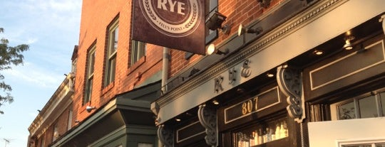 Rye Craft Cocktails is one of The Great Baltimore Check-In.