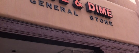Five & Dime General Store is one of Anthony Bourdain: Parts Unknown.
