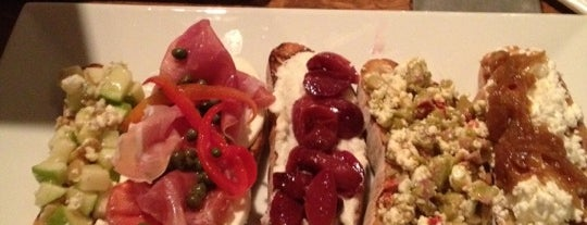Spuntino Wine Bar and Italian Tapas is one of NJ To Do.