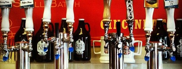 Listermann Brewing Co. is one of Cincinnati Beer Geek.