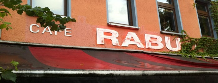 Rabu is one of Burger in Berlin.