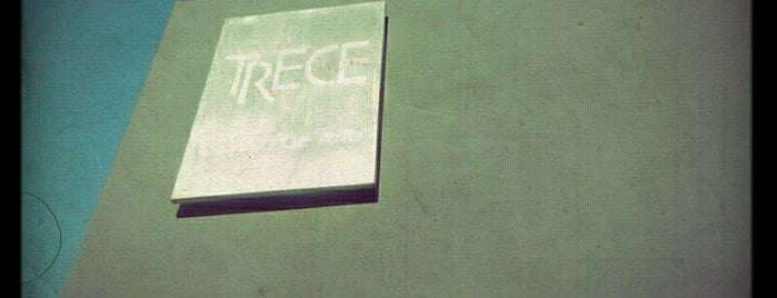 Galería de Arte Trece is one of Arte Contemporaneo en Santiago.