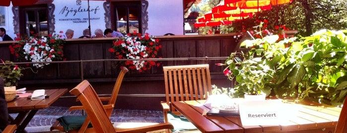 Romantikhotel Böglerhof is one of 36 hours in...Alpbach.