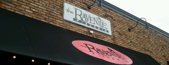 Ravenite Pizzeria is one of Favorite Food.