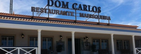 Dom Carlos is one of Restaurantes.