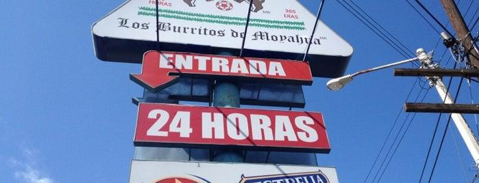 Los Burritos de Moyahua is one of Food.