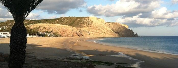 Praia da Luz is one of sport & beach.