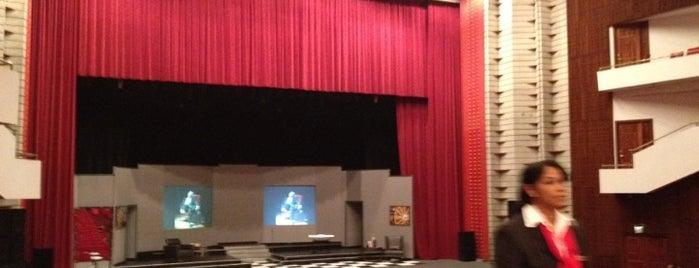 Gran Teatro del Cibao is one of Fave's.