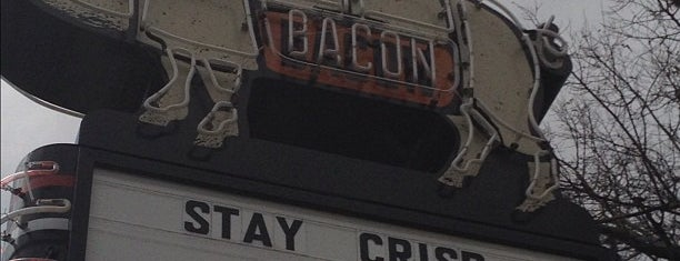 Bacon is one of Austin, TX.