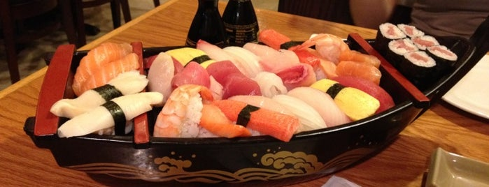 Mizu Sushi & Grill is one of The 15 Best Places for Sushi in Jacksonville.