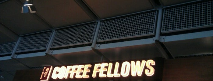 Coffee Fellows is one of MUC.