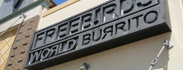 Freebirds World Burrito is one of The 15 Best Places for a Queso in San Antonio.