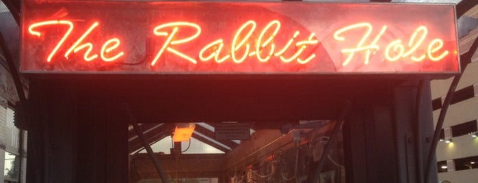 The Rabbit Hole is one of Favorite Places.