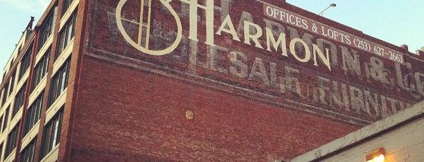 Harmon Brewery & Restaurant is one of WABL Passport.