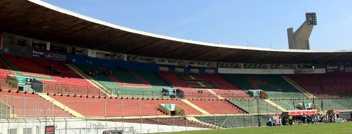 Estádio Doutor Osvaldo Teixeira Duarte (Canindé) is one of SP - lugares.