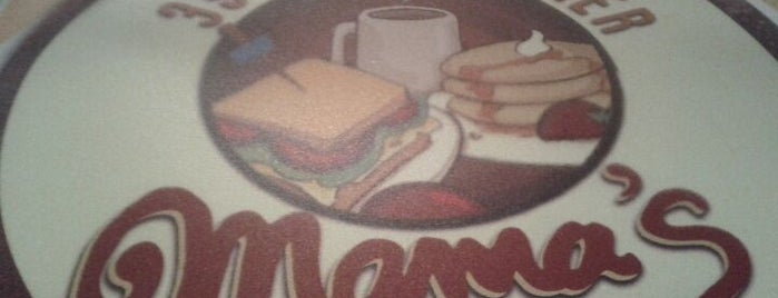 Mama's 39th Street Diner is one of DINERS DRIVE-INS & DIVES.