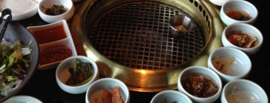 Genwa Korean BBQ is one of LA.