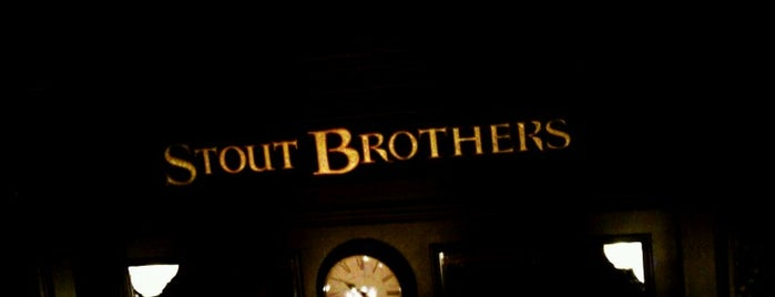 Stout Brothers Irish Pub & Restaurant is one of CVB Members.
