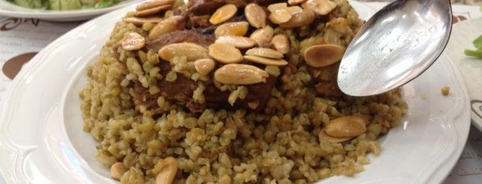 Jordanian Mansaf is one of Restaurants in Riyadh.