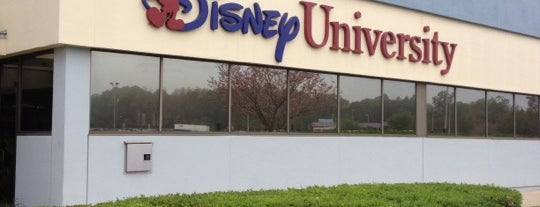 Disney University is one of Favorite Places in Florida.