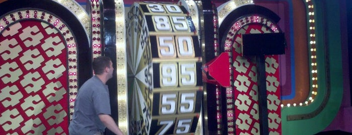 The Price Is Right Live! is one of Total Rewards Entertainment.