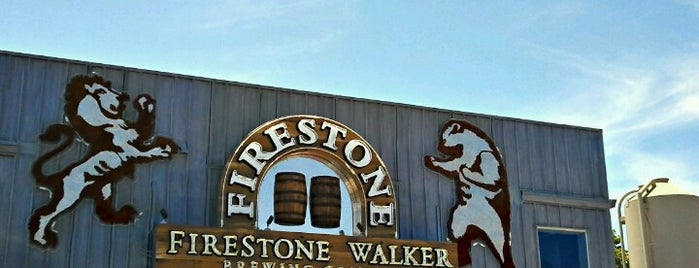 Firestone Walker Taproom is one of Beyond the Peninsula.