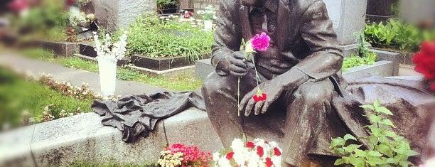 Новодевичье кладбище is one of Москва и загородные поездки.
