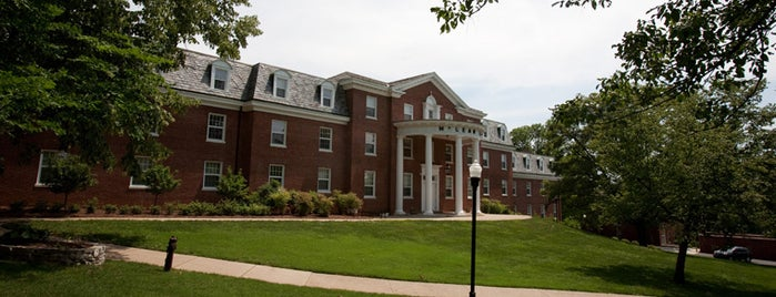 McLean Hall is one of Campus Tour.