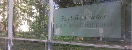 Fondation Cartier pour l'Art Contemporain is one of Guide to Paris's best spots.
