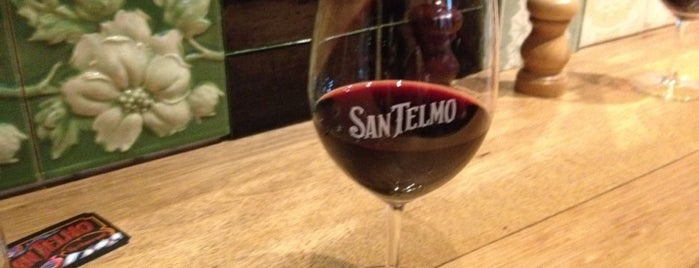 San Telmo is one of The Fine Food of Melbourne City.