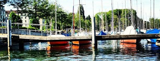 ACQUA is one of Zürich - Switzerland = Peter's Fav's.