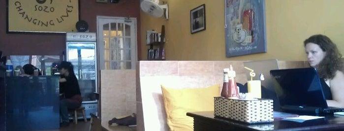 Sozo Café is one of quê hương.