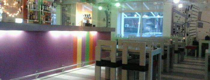 Крошка City Café is one of Cafe Kyiv (Kiev, Ukraine).