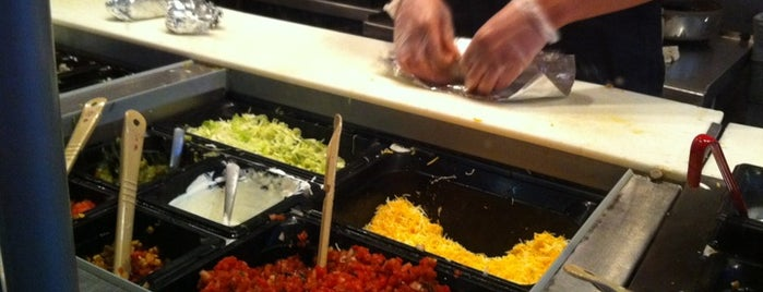 Moe's Southwest Grill is one of Olé! Best Mexican I've Had.
