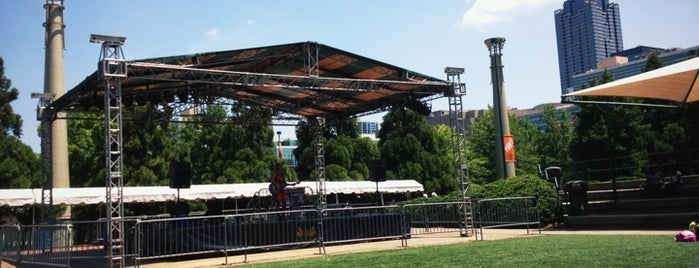 Southern Company Amphitheater is one of Places I Visit : Atlanta.