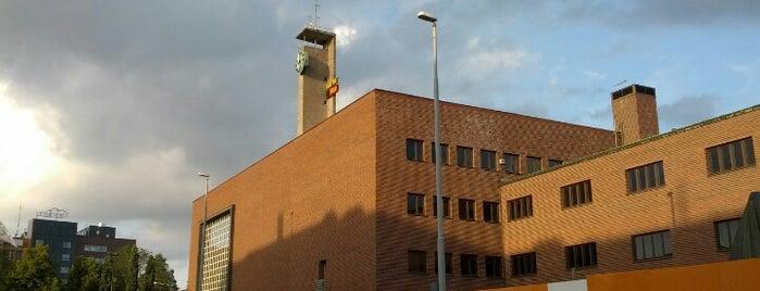 VR Tampere is one of Harrasteet, puistot & muut mestat.