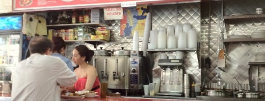West Side Coffee Shop is one of Real Cheap Eats NYC.