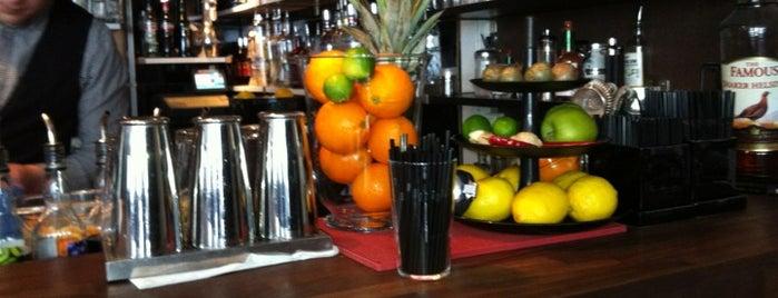 Shaker is one of Helsinki's Best Bars.