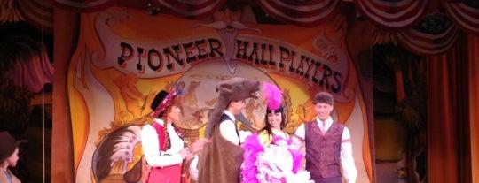 Hoop-Dee-Doo Musical Revue is one of Favorite Nightlife Spots.