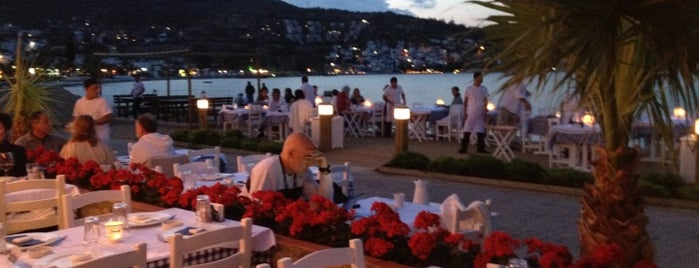 Garo's Restaurant is one of Bodrum.