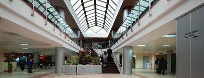 Kocaeli Derince Eğitim ve Araştırma Hastanesi is one of CENESUYU.
