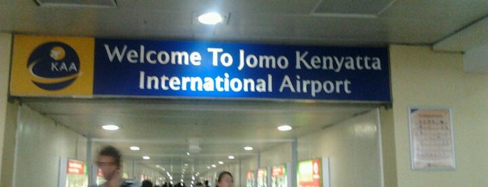 Jomo Kenyatta International Airport (NBO) is one of ZanziTrip.