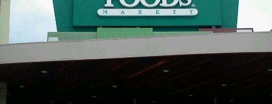 Whole Foods Market is one of JAX , FL.