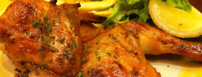 Piri-Piri Flaming Chicken (พิริ พิริ) is one of Bangkok, Thailand.