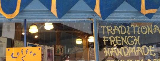 XOX Truffles is one of San Francisco ♥.